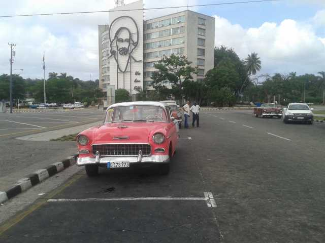 Kuba Havanna Old Car